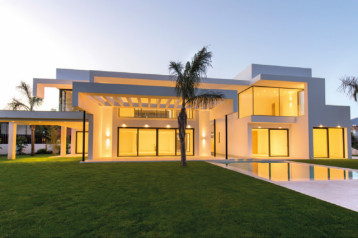 New villa in Casasola, Guadalmina
